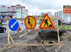 На улице Петина заменят 450 метров старых труб