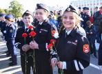 В Вологде состоялся первый слет кадетов