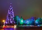 Огни на главной Новогодней елке Вологды зажгутся 27 декабря