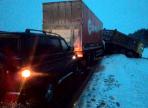 Пять автомобилей столкнулись в Шекснинском районе