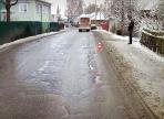 10-летний мальчик попал под машину в Кувшиново