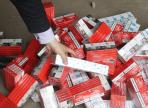 Вологодские полицейские изъяли более 13 тысяч пачек контрафактных сигарет