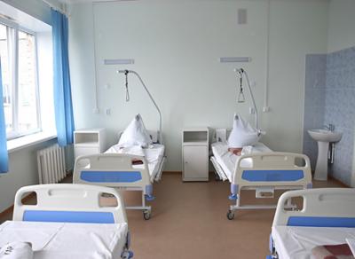 В Вологодской областной больнице №2 завершен ремонт отделения неотложной кардиологии