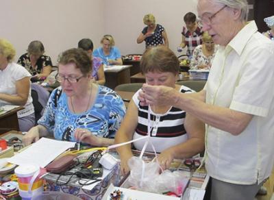 Вологжане смогут приобрести на ярмарке изделия ручной работы