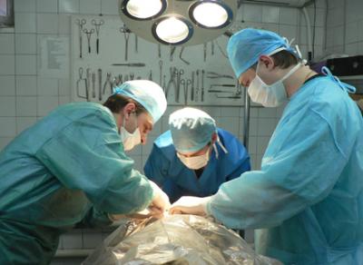 В Вологодской области впервые сделали операцию по замене коленного сустава