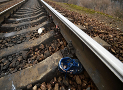 В Вологде произошла трагедия на железной дороге