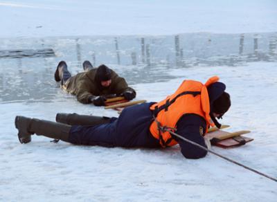 Рыбалка для двух вологжан могла закончиться трагедией