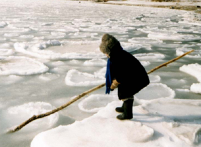 Мальчик в Соколе провалился под лед