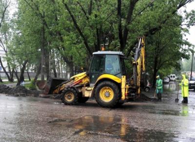 Ремонт улицы Яшина начали в Вологде