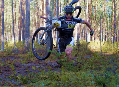 Победителя велогонки «Оларевская гряда» определили накануне