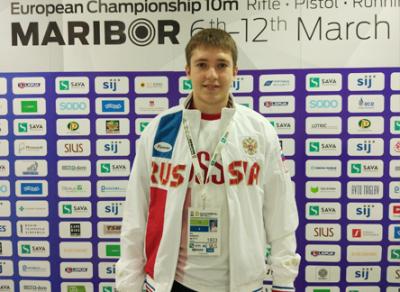 Вологодский стрелок Илья Марсов получил звание «Мастер спорта международного класса»