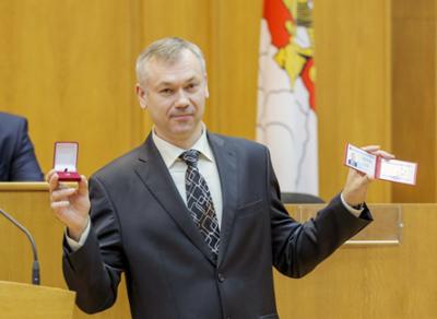 Мэром Вологды стал Андрей Травников