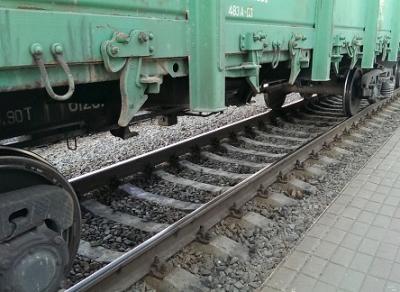 Железнодорожник спас подростка, упавшего на рельсы