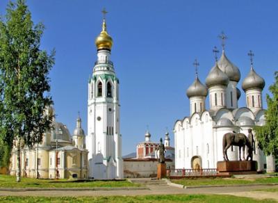 Вологда - пятый по чистоте город в России