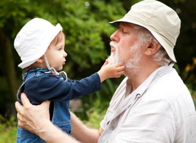 В Вологде выберут лучшего дедушку