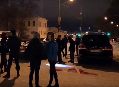 Драка в центре Вологды обернулась уголовным делом