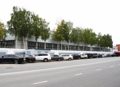 В Вологде завершено строительство парковки на Чехова