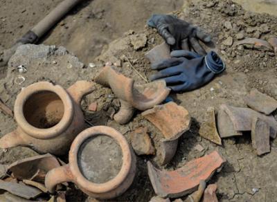 Экскурсию по раскопу на улице Ударников проведут для вологжан 18 августа