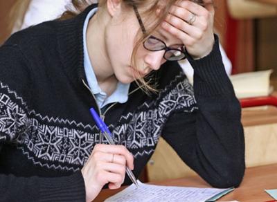 Вологодские школьники сегодня борются за допуск к ЕГЭ