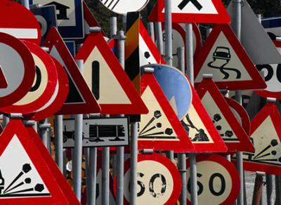 Новые знаки появятся на дорогах страны