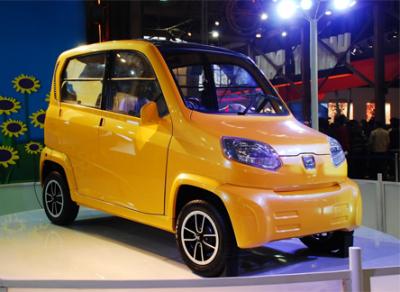 В России стартовали продажи самого дешевого автомобиля в мире