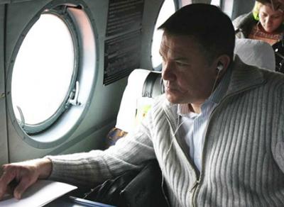 Правительство области: губернатор на самолет не опаздывал