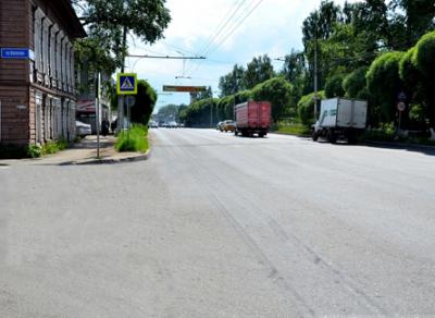 На перекрестке Чернышевского – Некрасова в Вологде новая схема движения