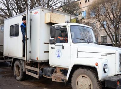 С улиц Вологды откачали 30 кубометров воды