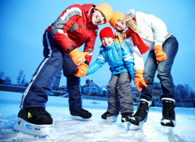 15 января в Вологде на стадионе «Витязь» отметят День снега