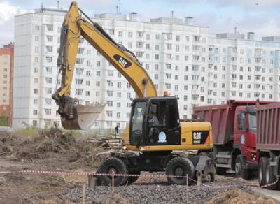 Новую школу в Череповце планируют открыть к сентябрю 2018 года