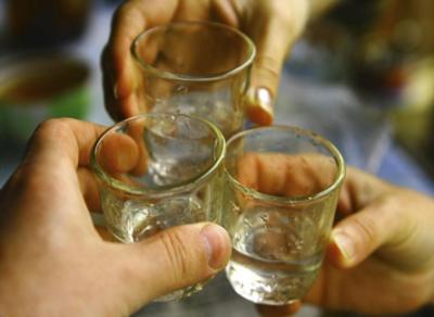 9-летний житель Белозерска «перебрал» и чуть не умер от интоксикации