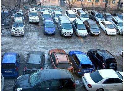 Количество парковочных мест планируют увеличить в Вологде