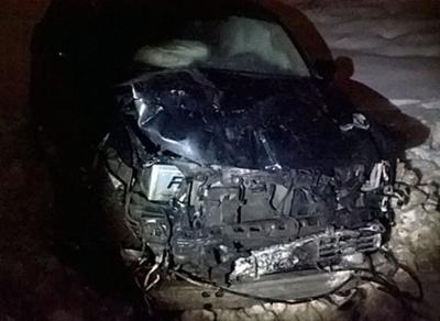В ДТП в Тотемском районе погибли два человека