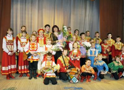 Галина Старченко стала лауреатом премии Правительства Российской Федерации «Душа России»