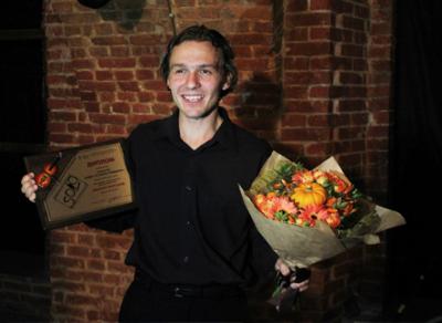 Моноспектакль «Спасти камер-юнкера Пушкина» стал лауреатом Международного театрального фестиваля