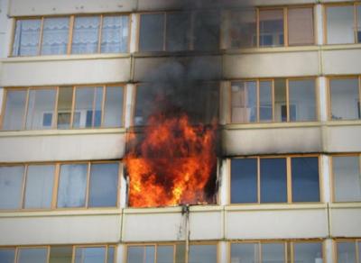 10 человек было эвакуировано из жилого дома в областном центре
