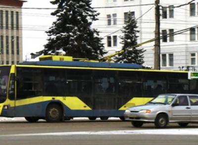 Городские троллейбусы не останутся без электричества