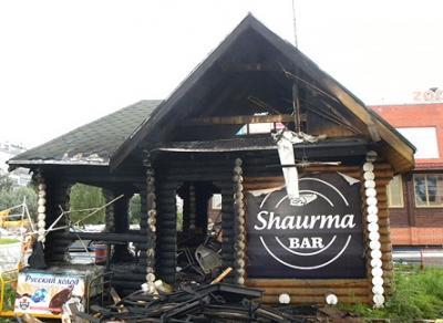Спасатели предотвратили мощный взрыв в баре на улице Новгородской