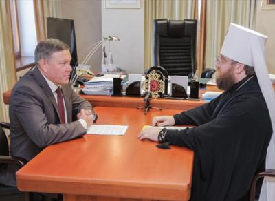 В 2018 году Вологодскую область посетит Патриарх Кирилл