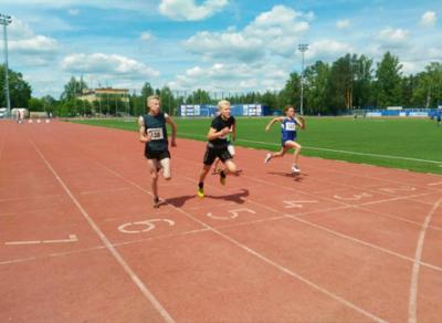 Вологодские спортсмены приняли участие в чемпионате и первенстве России по летнему пятиборью