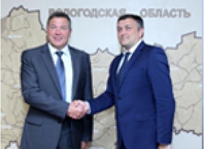 Новый директор ООО «Газпром межрегионгаз Вологда» приступил к работе