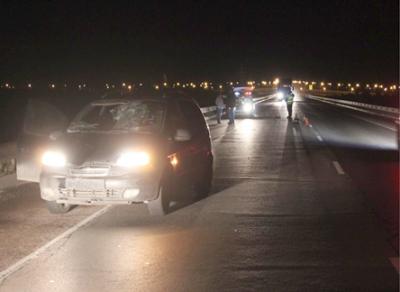 В ДТП на объездной автодороге Вологды погиб пешеход