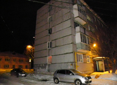 В Вологде в пожаре погиб мужчина