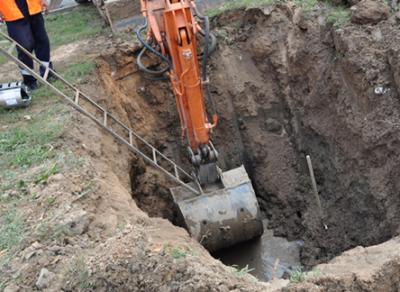 Дома в трех районах Вологды остались без воды