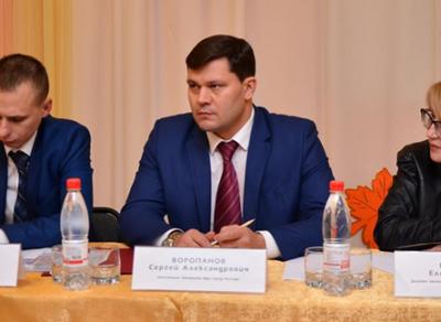 Жители заречной части города смогут задать вопросы Сергею Воропанову