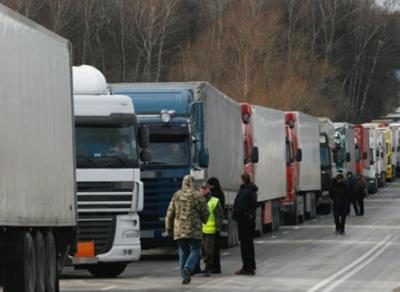 Акция протеста дальнобойщиков пройдет в Вологодской области