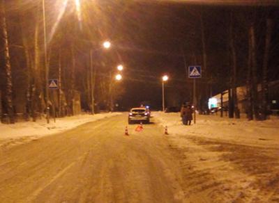 Два пешехода пострадали в ДТП в Лукьяново